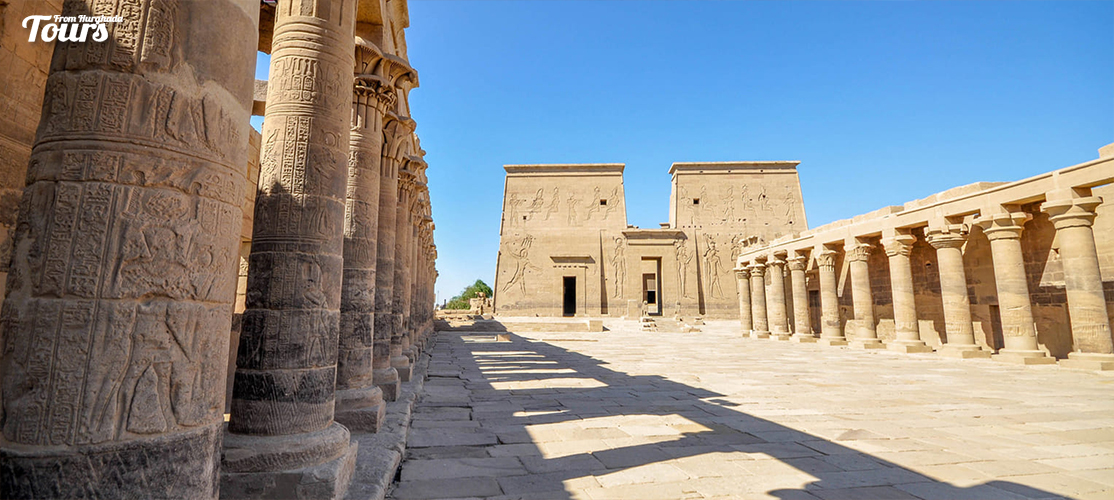 Philae Temple - 5 Days Nile Cruise From Hurghada - Tours From Hurghada