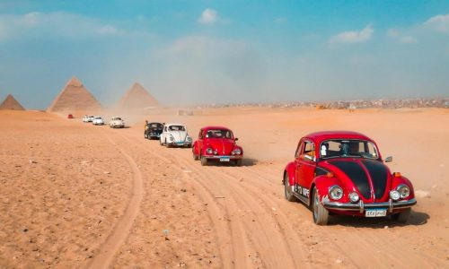 Pyramids of Giza - 2 Day Trip from Hurghada by Car - Tours from Hurghada