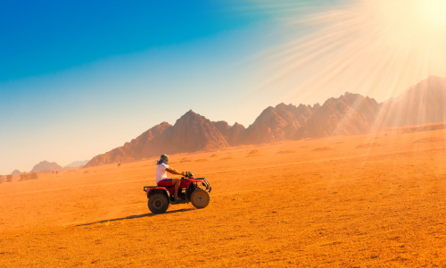 Quad Safari - Safari Trip Form Hurghada - Tours From Hurghada