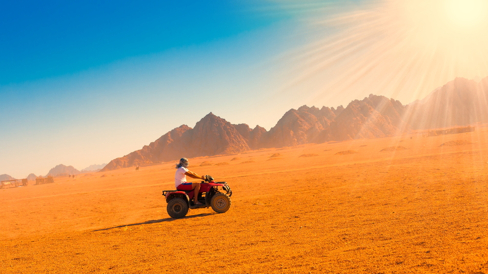 Quad Safari - Hurghada Safari Trips - Tours From Hurghada