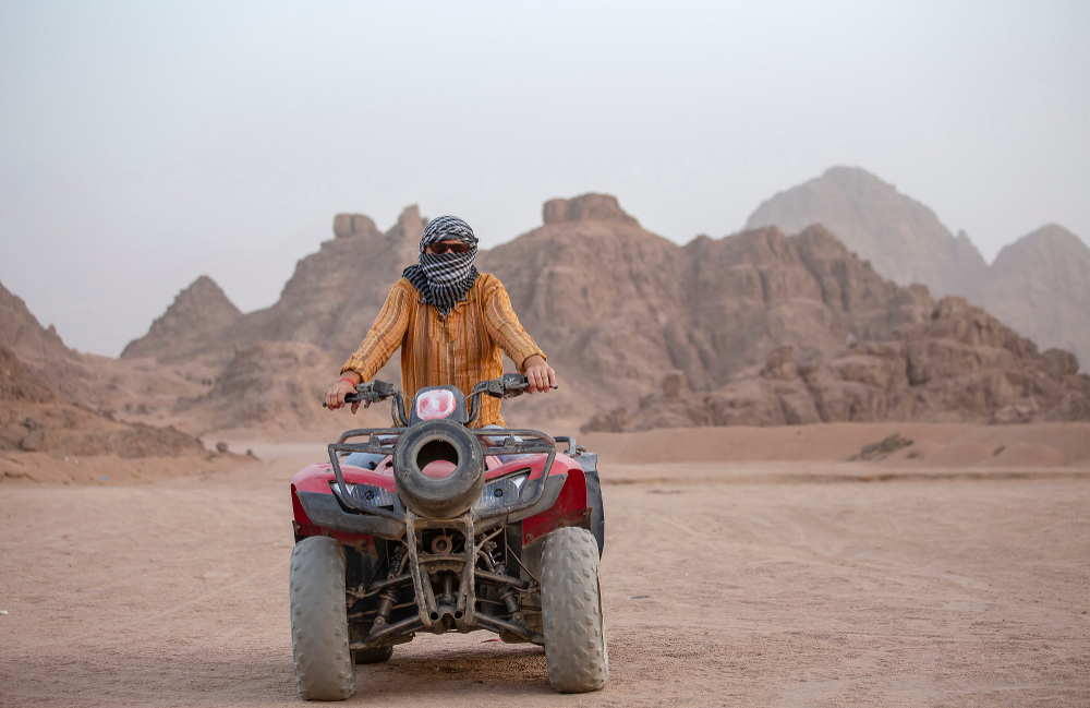 Quad Vehicle - Safari Trip Form Hurghada - Tours From Hurghada