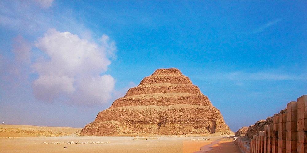 Saqqara Pyramid - El Gouna Day Trips To Pyramids - Tours from Hurghada