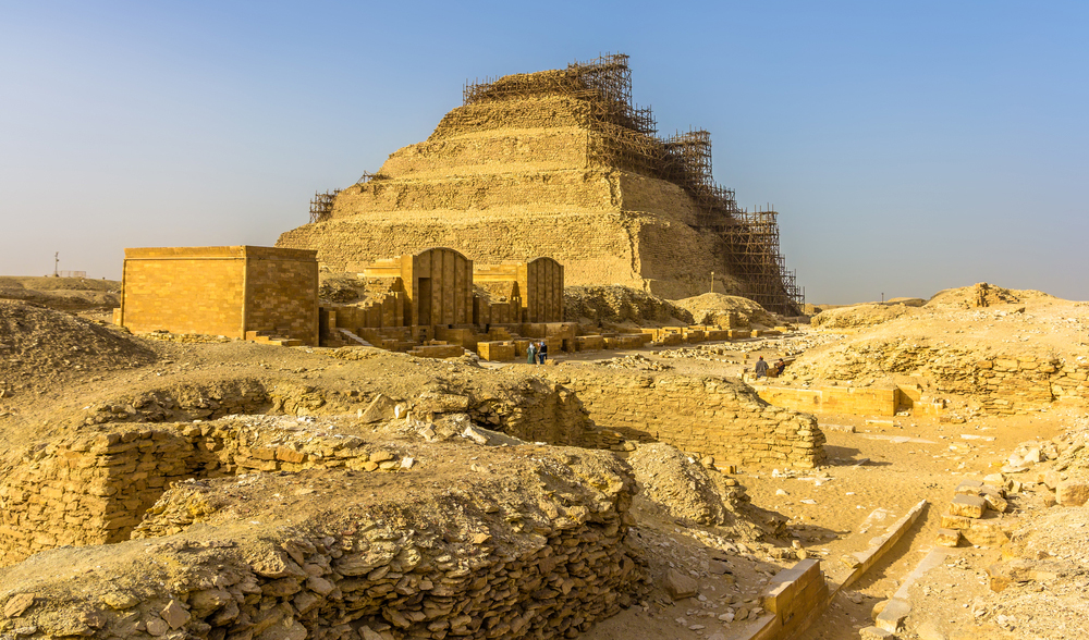 Saqqara Pyramid - Hurghada to Cairo 2 Days Trips - Tours from Hurghada