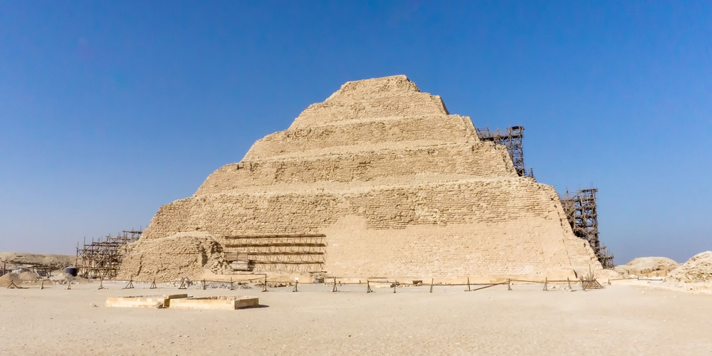 Saqqara Pyramid - Two Days Trip from El Gouna to Cairo by Bus - Tours from Hurghada