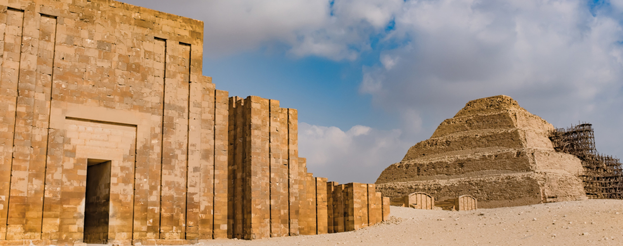 Saqqara Pyramids - Hurghada to Cairo by Plane - Tours From Hurghada