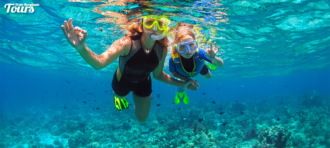Snorkeling Excursions at El Gouna - Tours From Hurghada