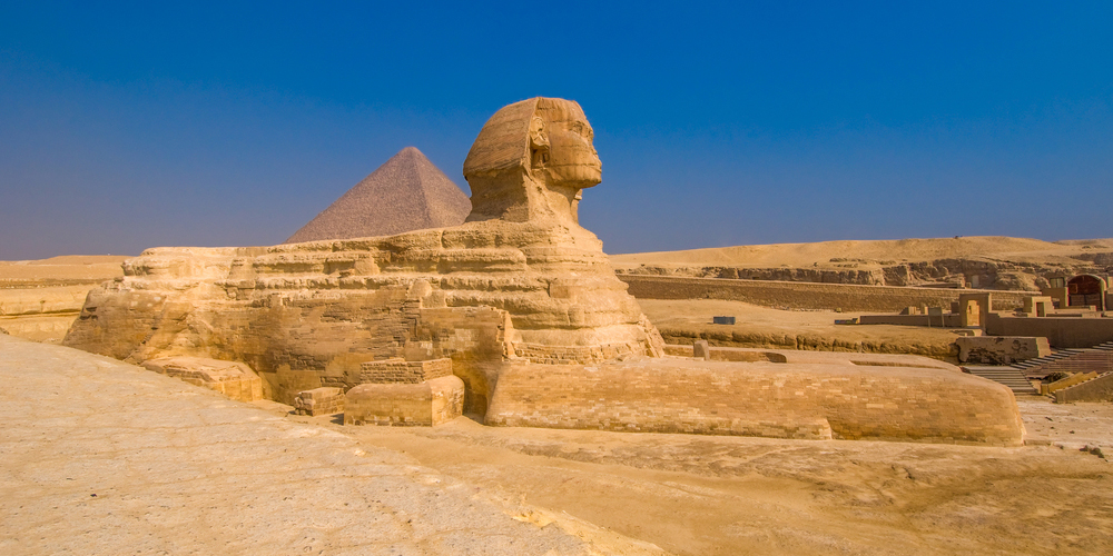 Sphinx - El Gouna Day Trips To Pyramids - Tours from Hurghada