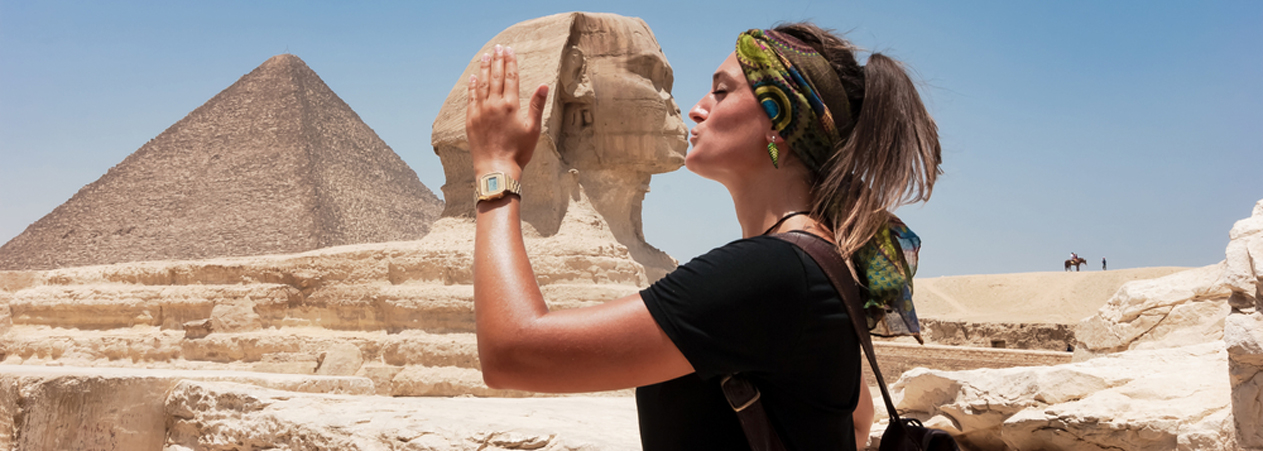 Sphinx - Hurghada to Cairo Day Trip By Plane - Tours From Hurghada