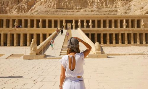 Temple of Hatshepsut - Two Days Trip from El Gouna to Luxor & Abu Simbel - Tours from Hurghada