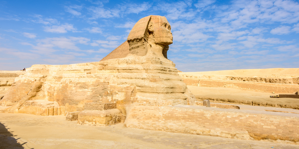 The Sphinx - Day Trip to Cairo from EL Gouna By Bus - Tours from Hurghada