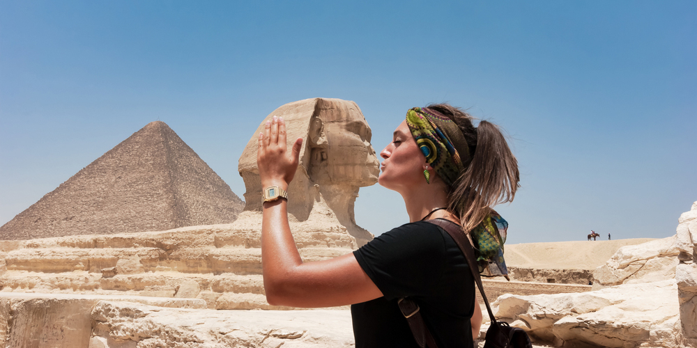 The Sphinx - Day Trips to Cairo from El Gouna by bus - Tours From Hurghada