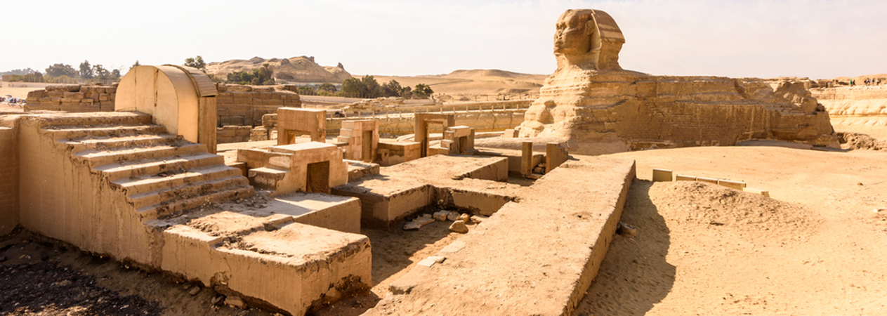 The Sphinx - Hurghada to Cairo Day Trip By Plane - Tours From Hurghada