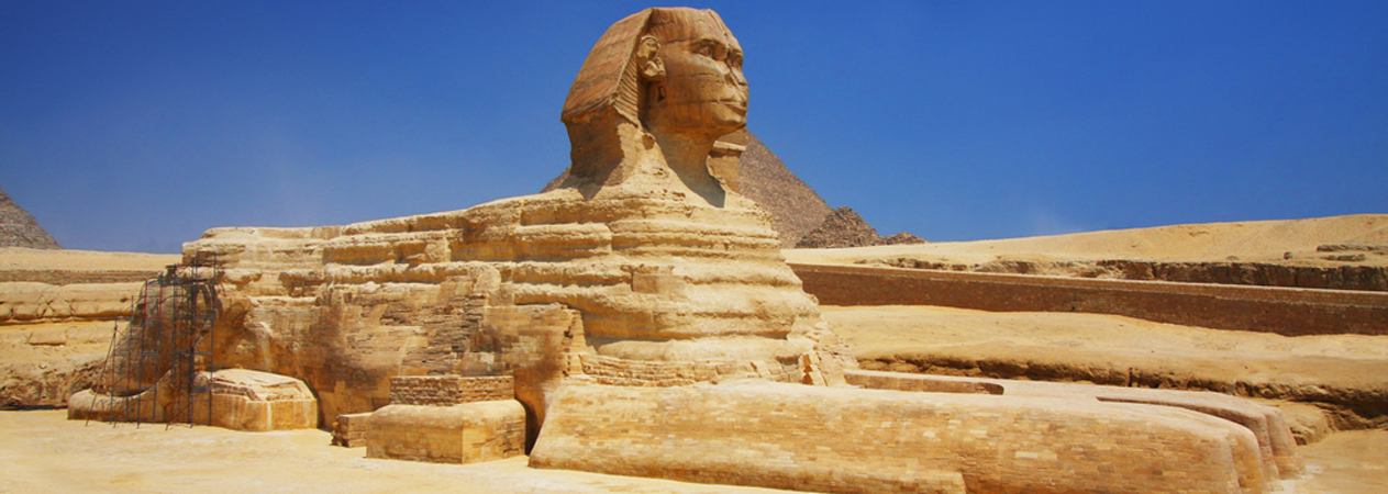 The Sphinx - Pyramids Tour from Hurghada By Plane - Tours From Hurghada