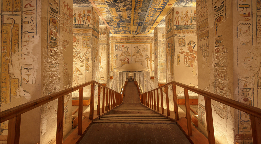 Valley of The Kings - 2 Days Luxor & Abu Simbel Trips from Hurghada - Tours From Hurghada