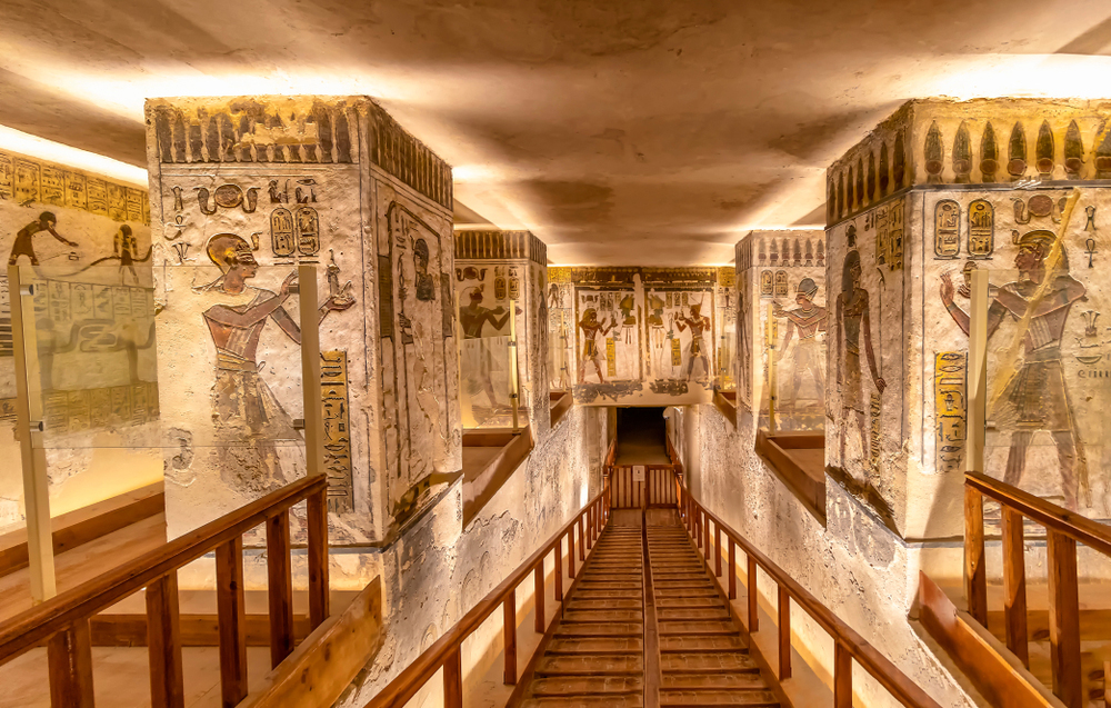 Valley of The Kings - 3 Days Tour From Hurghada - 3 Days Egypt Tour