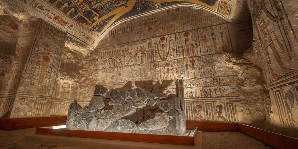 Valley of the kings - 2 Days Cairo & Luxor Tour From El Gouna - Tours From Hurghada