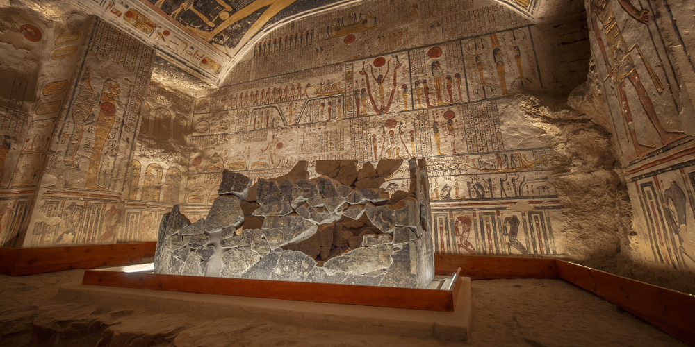 Valley of the kings - Day Trip to Luxor from El Gouna   Tours form hurghada