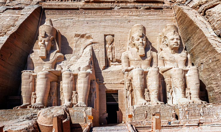 Abu Simbel Temple - Trip to Luxor and Abu Simbel from Makadi - Tours from Hurghada