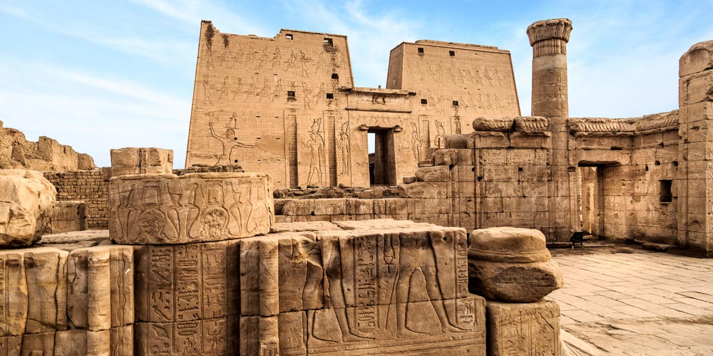 Edfu Temple - 3 Nights Nile Cruise from Makadi - Tours from Hurghada