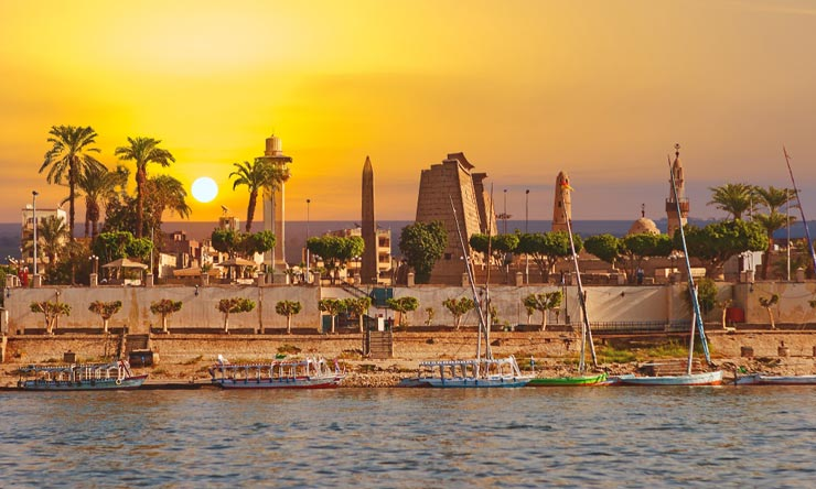 Egypt Nile Cruises - 5 Days Nile Cruise from Marsa Alam - Tours from Hurghada