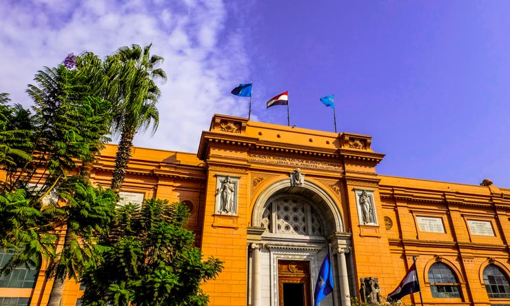 Egyptian Museum - 2 Days Trip from Marsa Alam to Cairo by Plane - Tours from Hurghada