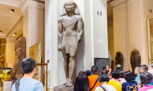 Egyptian Museum - Cairo and Pyramids from Makadi by Private Car - Tours from Hurghada