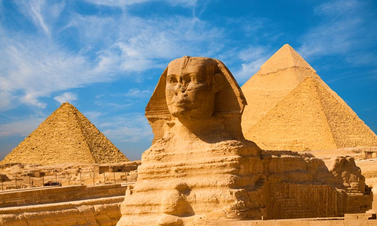 Giza Pyramid - 2 Day trip to Cairo from Makadi by flight - Tours from Hurghada