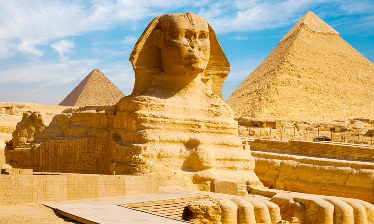 Giza Pyramids - 2 Days Trip from Marsa Alam to Cairo by Plane - Tours from Hurghada