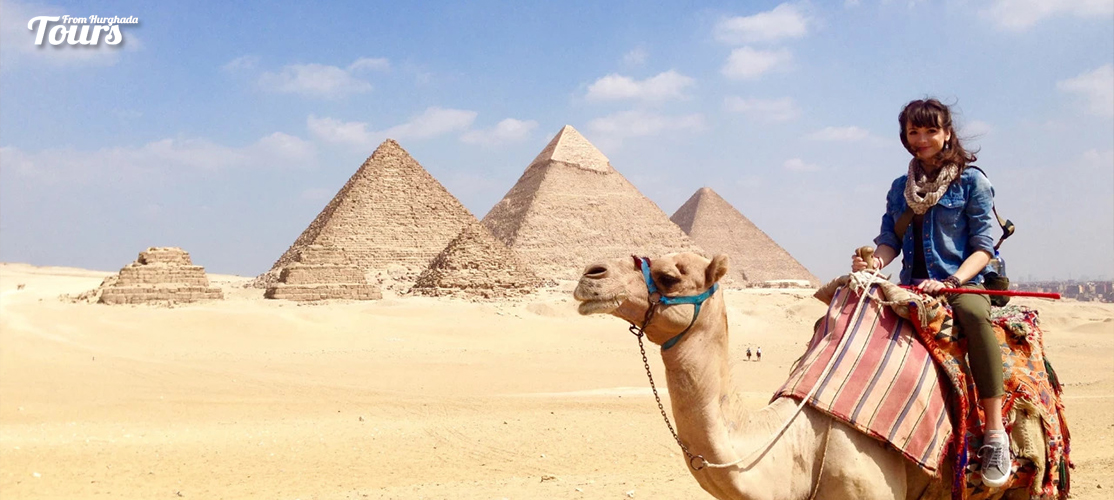 Giza Pyramids - Best of Egypt From Marsa Alam - Tours From Hurghada