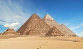 Giza Pyramids - Best of Egypt from Makadi - Tours from Hurghada