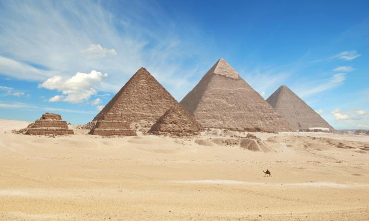 Giza Pyramids -Best of Egypt in 3 Days from Marsa Alam - Tours From Hurghada