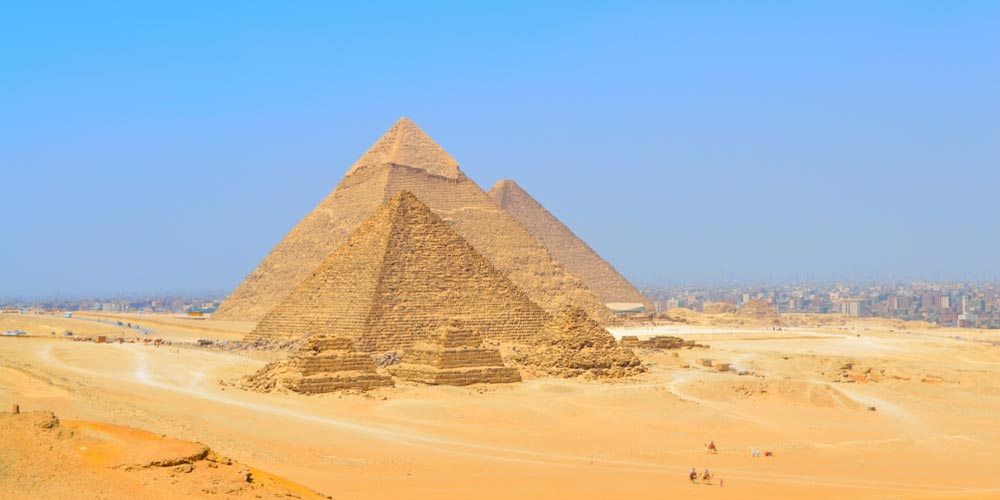 Giza Pyramids - Cairo and Pyramids from Makadi by Private Car - Tours from Hurghada