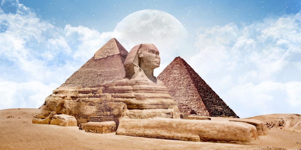 Giza Pyramids Complex - Cairo and Giza Pyramids from Makadi by flight and return by bus - Tours from Hurghada