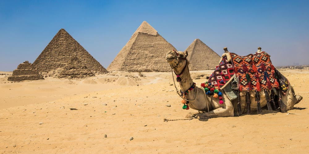 Giza Pyramids Complex - Tour to Cairo and Giza Pyramids from Makadi by Flight - Tours From Hurghada
