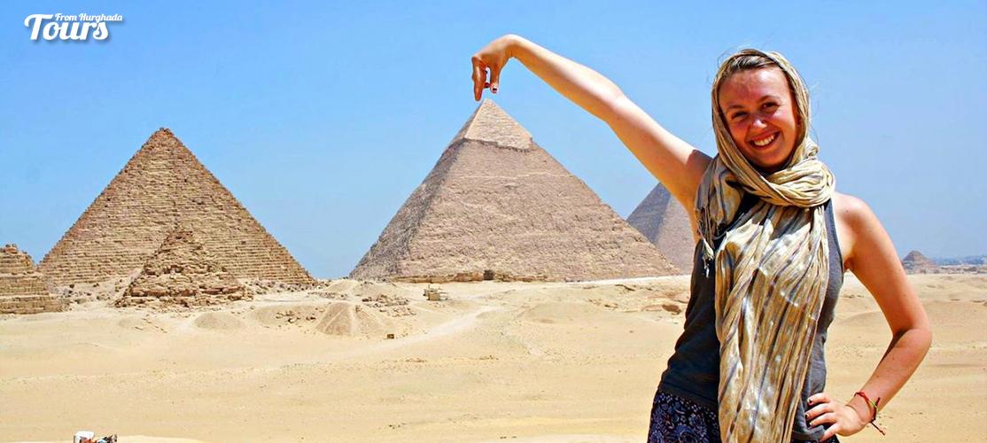 Giza Pyramids - Pyramids Tour from Makadi by Flight - Tours From Hurghada