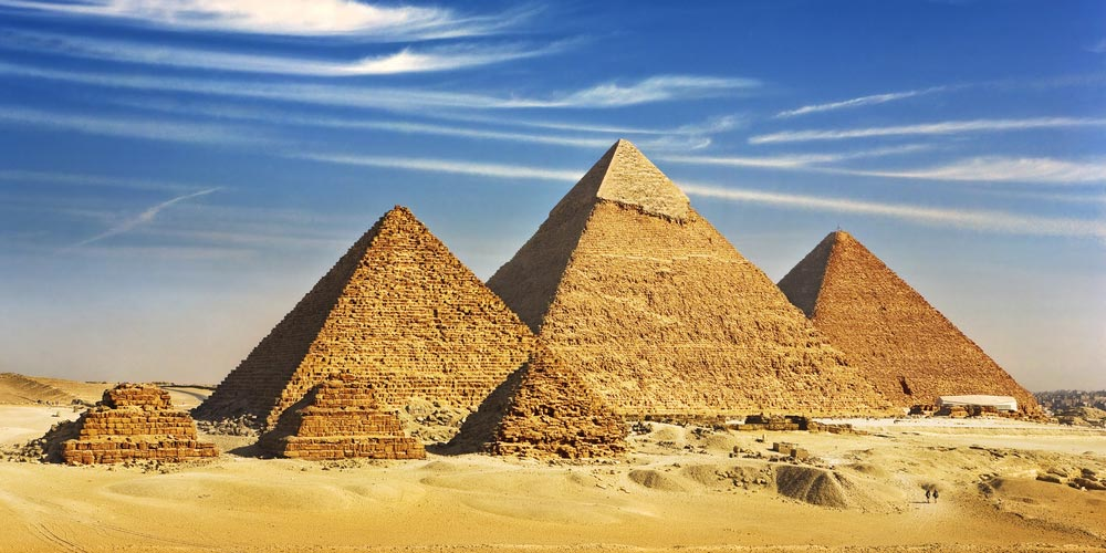 Giza Pyramids - Tour to Cairo and Giza Pyramids from Makadi by Flight - Tours From Hurghada