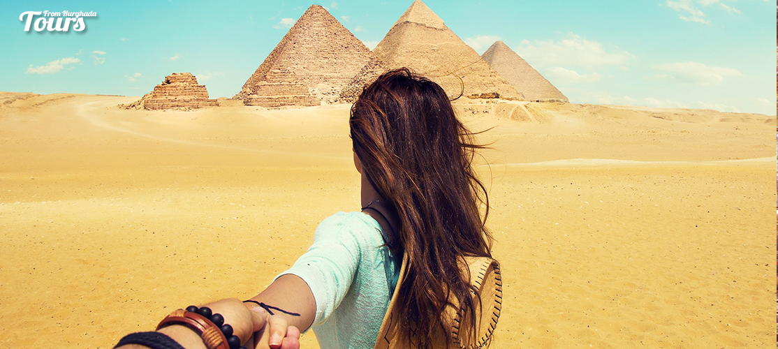 Giza Pyrmids - Best of Egypt from Makadi Bay - Tours From Hurghada