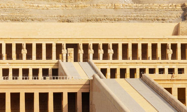Hatshepsut Temple - 2 Day Trip to Luxor From Makadi Luxor tour from Makadi - Tours from Hurghada