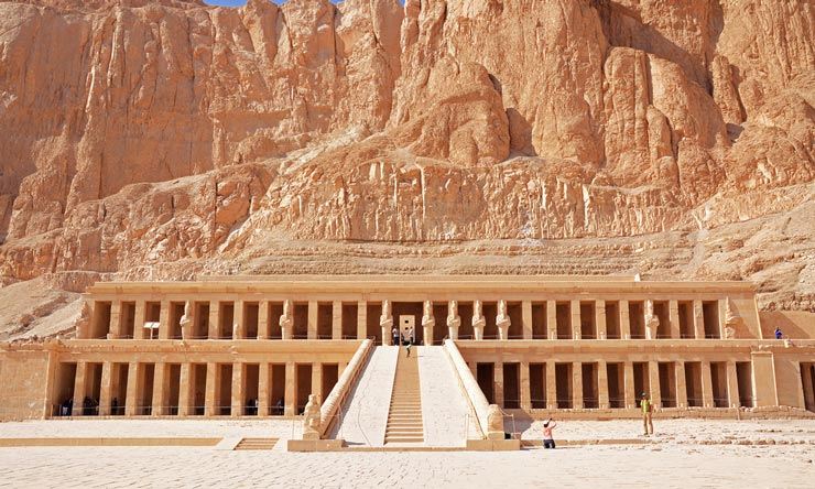 Hatshepsut Temple - 2 Days Trip from Marsa Alam to Luxor & Abu Simbel - Tours from Hurghada