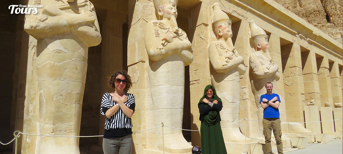 Hatshepsut Temple - 2 Days trip to Luxor from Makadi - Tours From Hurghada