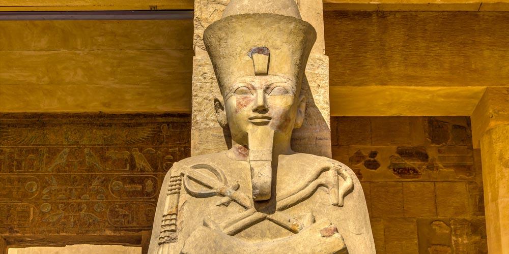 Hatshepsut Temple - 5 Days Nile Cruise from Makadi - Tours from Hurghada