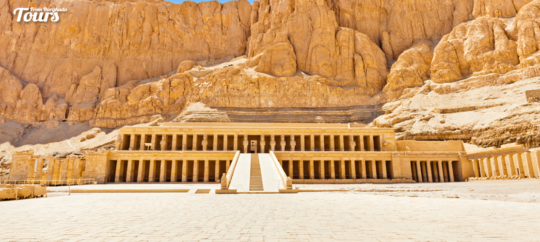 Hatshepsut Temple - 4 Nights Nile Cruise from Makadi to Luxor and Aswan - Tours From Hurghada