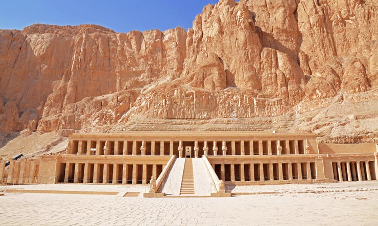 Hatshepsut Temple - 5 Days Nile Cruise from Marsa Alam - Tours from Hurghada