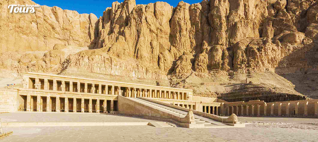 Hatshepsut Temple - Best of Egypt from Makadi Bay - Tours From Hurghada