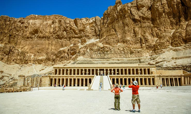 Hatshepsut Temple -Best of Egypt in 3 Days from Marsa Alam - Tours From Hurghada
