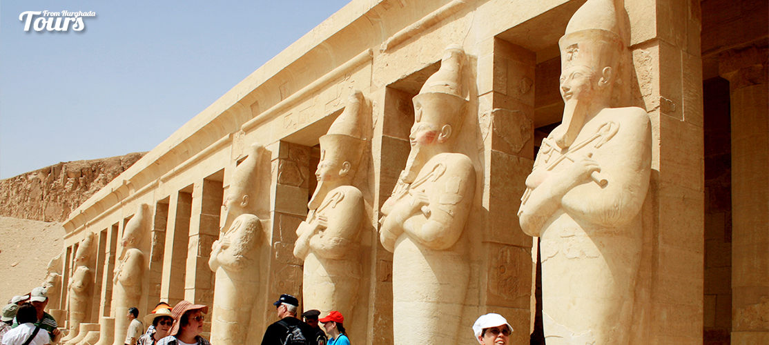 Hatshepsut Temple - Day Trip from Marsa Alam to Luxor - Tours From Hurghada