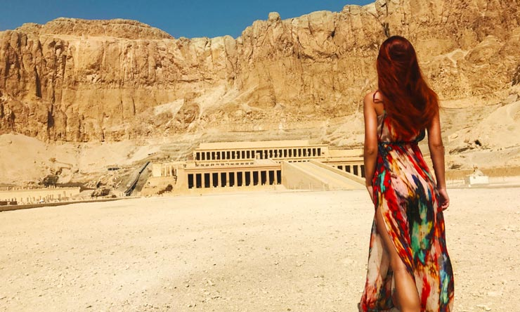 Hatshepsut Temple - Two Days Luxor Trips from Marsa Alam - Tours from Hurghada