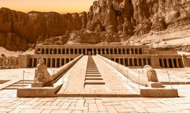 Hatshepsut temple - Luxor Day Trip From Marsa Alam - Tours from Hurghada