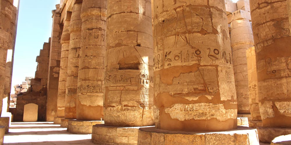 Karnak Temple - 2 Day Trip to Cairo and Luxor from Makadi - Tours from Hurghada