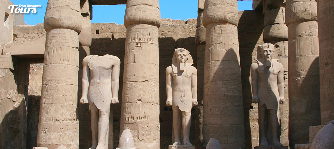 Karnak Temple - 2 Days Trip to Cairo and Luxor from Makadi - Tours From Hurghada